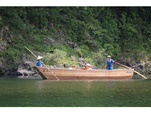 【高知・和船】奇跡の清流仁淀川!伝統の仁淀川和船清流遊び