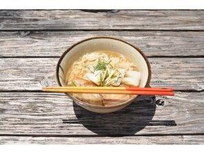 [沖縄護市]沖縄蕎麥麵製作體驗-沖縄風格的飯!小孩子們可以一起玩!