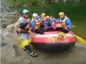 [Shikoku ・ Yoshino River] Enjoy the nature of the Yoshino River! Outdoor experience with the whole family! family half-day course