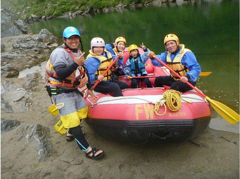 [Shikoku ・ Yoshino River] Enjoy the nature of the Yoshino River! Outdoor experience with the whole family! family half-day courseの紹介画像
