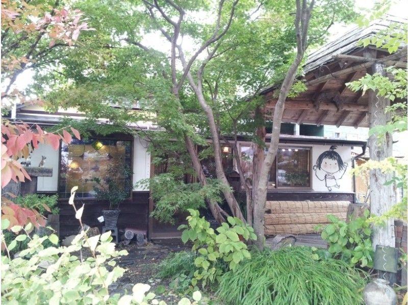 【長野・小布施】座敷わらしのいる郷の工房で陶芸体験!手のひらサイズのお地蔵さんを作ろうの紹介画像