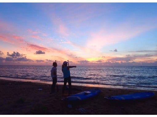 【沖縄・石垣島】サンライズSUPヨガで充実した1日を♪ 地域共通クーポン使えます!