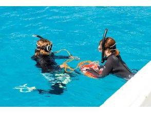 【沖縄・宮古島】レッスン付き!! 初めての絶景サンゴ礁シュノーケリング2時間コース