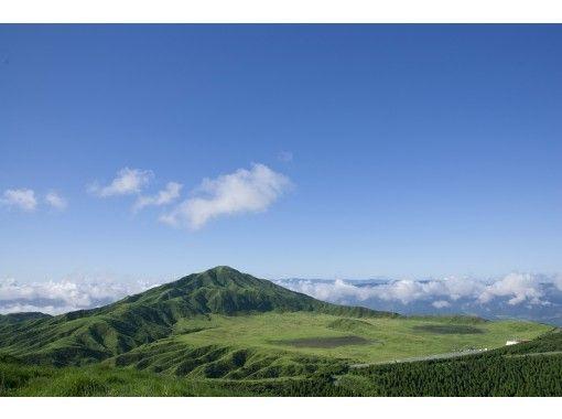 【熊本発着】くまもっと ロバの旅 世界最大級!阿蘇火口見学と草千里の絶景 お手軽コース