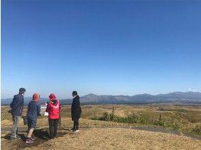 645【熊本・阿蘇】くまもっと ジオガイドと行く カルデラの成り立ちを感じる大観峰(Aコース)