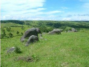 646【熊本・阿蘇】くまもっと ジオガイドと行く 縄文の聖地パワースポット押戸石の丘(Bコース)