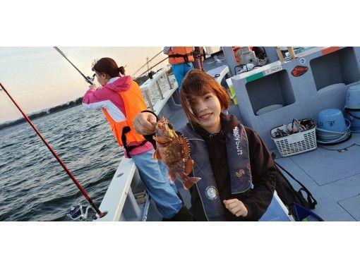 [神奈川·Kanazawa Hakkei]限於星期六!初級 -女性·歡迎兒童!在炎熱的夏天涼爽!夜根魚♪の紹介画像