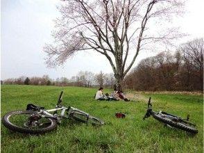 [Nagano Prefecture Asama] run through the ~ plateau in the mountain bike - MTB cycling tour [MTB]
