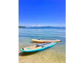 [滋賀-大津·Matsunoura】我對水質感到自信♪琵琶湖的悶棍。走在水面上。