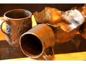 [Tokyo / Omotesando] Super gorgeous! Ceramic art experience course to make gold vessels: Hand-made TNCA ☆ Minami Aoyama Studio