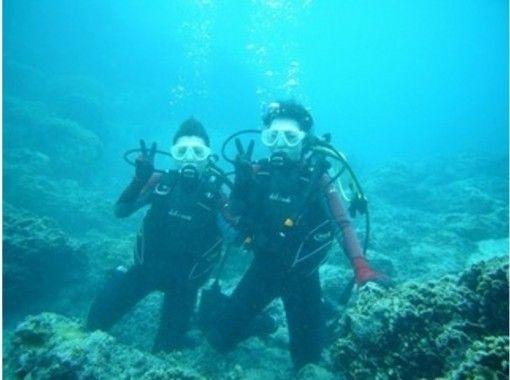 【沖縄・宮古島】綺麗なサンゴと熱帯魚♪ 体験ダイビングツアー