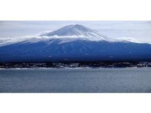 Mt.Fuji和Lake Kawaguchi從東京乘坐1日巴士