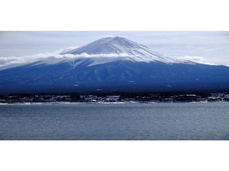 Mt.Fuji和Lake Kawaguchi從東京乘坐1日巴士の紹介画像