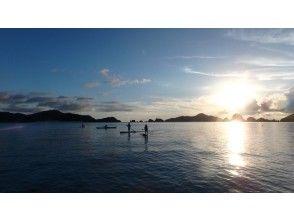 【沖縄・慶良間諸島・座間味島】SUPでGO!サンライズツアー