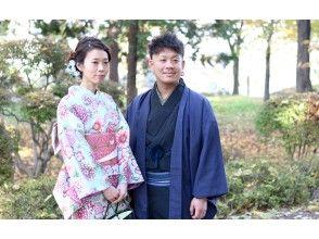 【長野県・塩尻】カップルにおすすめ!時間を気にせず翌日返却!着物姿で散策して特別な二人の思い出を♪