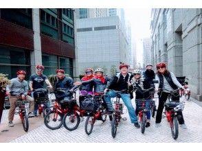 東京自行車電動自行車之旅:上午和下午