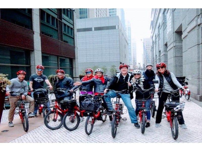 東京自行車電動自行車之旅:上午和下午の紹介画像