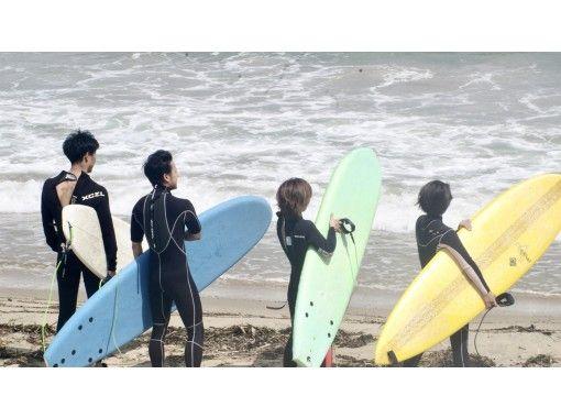 【福岡・福津海岸・福間海岸】★初心者限定★体験サーフィン