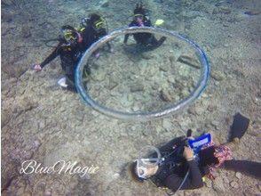 【沖縄・慶良間】チービシ諸島 格安 無人島 半日体験ダイビング