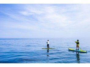 【北海道・積丹】北海道の歴史も感じるSUP1日プラン~シャコタンブルーを満喫!初心者大歓迎♪