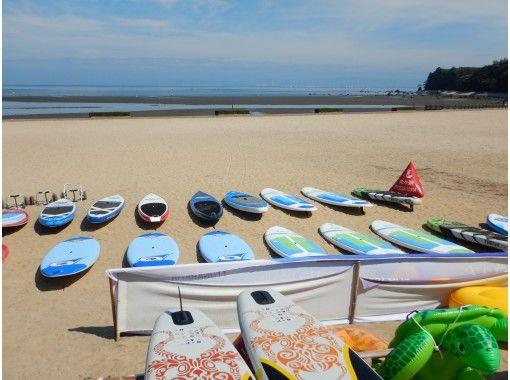 【大分県 日出町 糸ヶ浜】 気軽にサップが楽しめる  サップボードレンタル!2時間と半日のコース