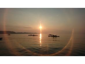 【大分県 日出町 糸ヶ浜】 ヘルシーな朝食付き! 日の出サップクルージング