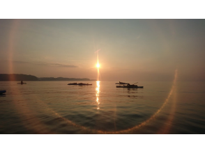 [Itogahama, Hiji Town, Oita Prefecture] Let's see the sunrise! Sapp experience (with school) + breakfast on the terrace