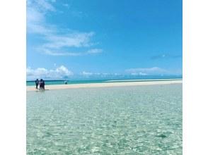 【沖縄・宮古島】ジェットスキーツーリング!幻の島上陸ツアー(ガイド付き)