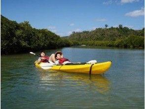 【沖縄・国頭郡】1dayコース:マングローブ・カヌー&海釣りの画像