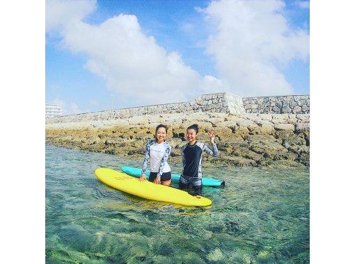 【沖縄県・南部】 リーフブレイクが初めてでも安心!サーフガイド ※ボトムターンができるレベル以上の方