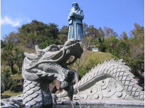【熊本・天草】くまもっと 地元観光ガイドとめぐる「みしらんタクシー」(3時間利用)