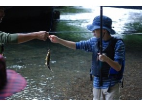 [Hokkaido ・ Cushy slope】 Beginners and children can enjoy! Kushiro River Genryu Fishing & Canoe Tour ♪ With tea time
