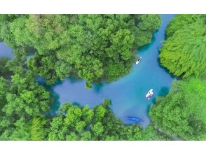 【Kochi・Niyodogawa】 The Niyodo Blue River Experience ♪ SUP Adventure ★ Recommended for Couples and Girls' Trip ♪