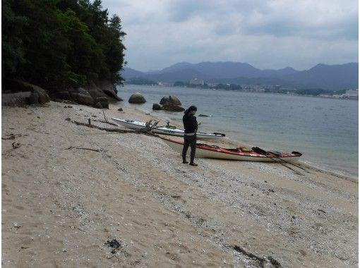 【広島・宮島】宮島のプライベートビーチでCAFÉタイム!浜で食べたいスイーツを持って行こう!