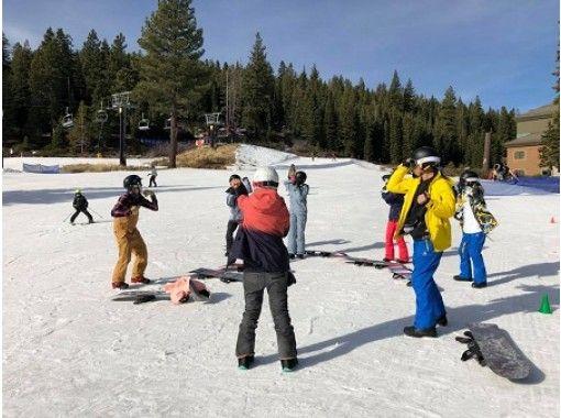 [Hokkaido ・ Sapporo]Sapporo Ski & Snowboard Chinese Lesson (3 hours) at the nearby large ski area Sapporo Teineの紹介画像
