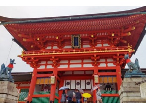 """HIS Super Summer Sale in progress! [Fushimi Inari Taisha Shrine that I intend to know ♪ The second story """"Mountain Tour""""] ~ Knowing! Inari-sama's truth and wonder ~"""