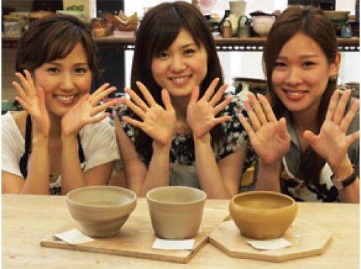 【福岡・福岡市】世界で1つだけのオリジナル器を作ろう♪ 陶芸体験1日コース