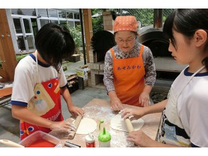 【高知・本山町】お子様も楽しめる!地域の食材を活かした石窯ピザ焼き体験★