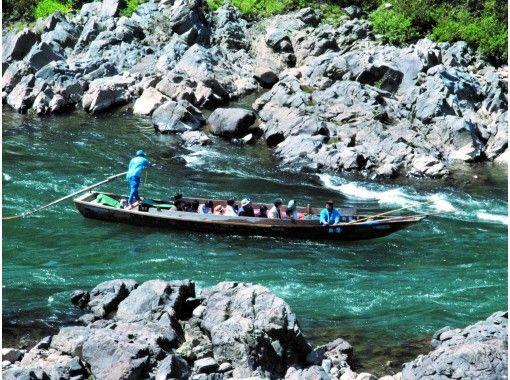 【熊本・人吉】くまもっと くま川下り清流コース