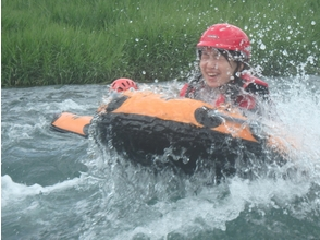 [Tokyo Okutama] this feeling to feel the river in the body! Hydro-speed (half-day course)