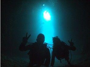 [电晕措施的优秀商店! ] Sea Walk & Blue Cave Experience 潜水喂食/照片资料服务