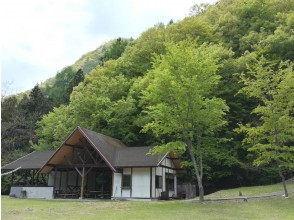 [Yamanashi ・ Minami-Alps] Day trip at a quiet campsite surrounded by nature BBQ ♪