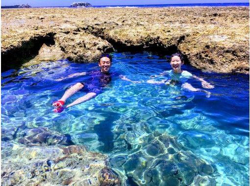 【鹿児島・沖永良部島】島の大自然を一日で満喫!滝・洞窟・海など7つを同時に味わうプチ冒険ツアー