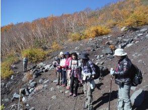 【静岡・富士宮・御殿場】登らなくても富士山を満喫!富士下山 宝永火口ダウンヒルツアー