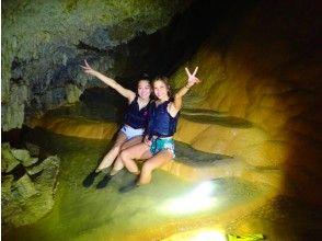 【宫古岛/1天】⑥玩一整天!南瓜石灰岩洞穴探洞和可选择的绝佳景观 SUor 独木舟之旅 [照片数据免费]