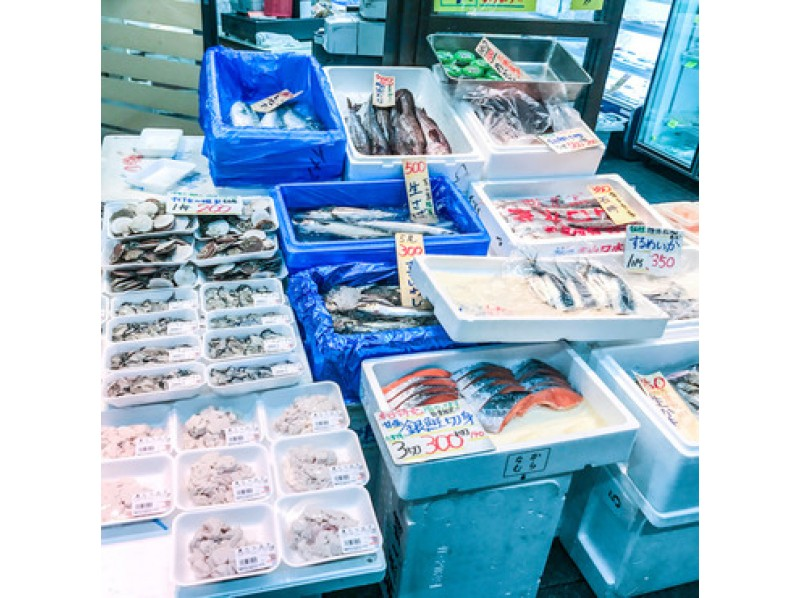 【東京・十条・赤羽】プライベートツアー・美味くて安い、惣菜・飲み屋天国!2大商店街で食べ飲み歩きの旅の紹介画像