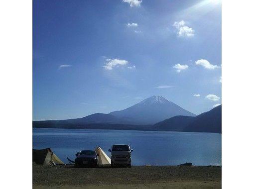 【山梨・本栖湖】本栖湖カヤック体験・富士山を眺めながら絶景クルージング120分プラン