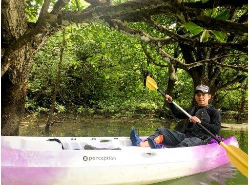 【石垣島・宮良川】島人ガイドがご案内マングローブカヌーアドベンチャー★宮良川のジャングルを冒険しよう