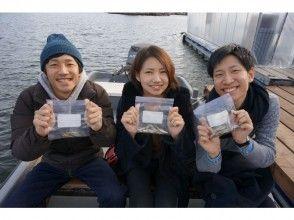 【福島・桧原湖】ワカサギ釣り8:30集合!~お土産付~参加者の初チャレンジ率95%!