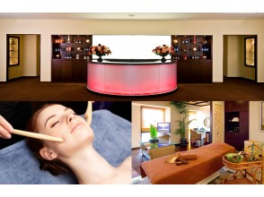 【愛媛・松山】非日常空間とアロマを楽しめる贅沢スパで5つ星ホテル導入パワーツリーを満喫!フェイシャル